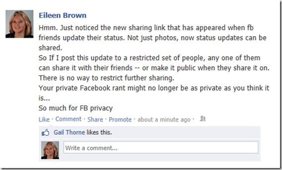 fb shares