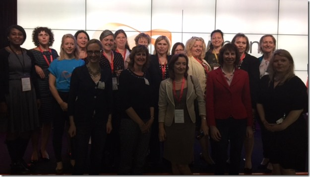 CWT Project team at Google May 2015 Eileen Brown Amastra