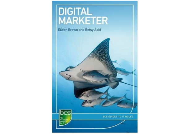 digital marketer book front cover bcs eileen brown besty aoki